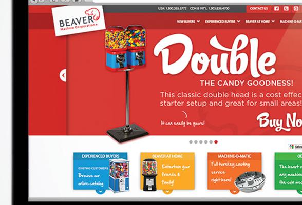 Beaver Vending Web