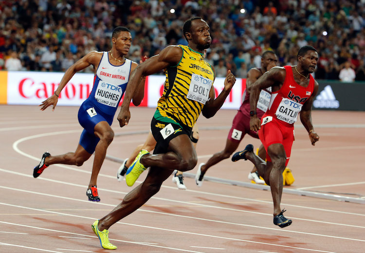 Usain Bolt and SEO Competition